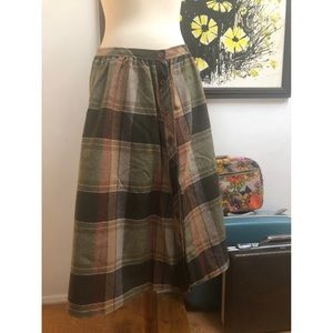 Vintage Dead-stock NWT JCPenney Wool Skirt